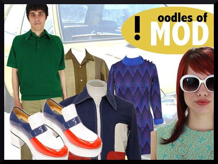 Mod Vintage Clothing