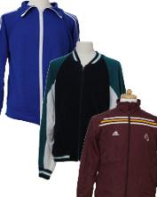 Men's Vintage Track Jackets