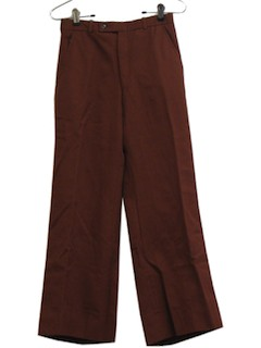1980's Mens Flared Pants
