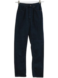 1960's Womens Jeans Pants*