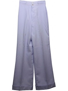 1970's Womens Bellbottom Pants