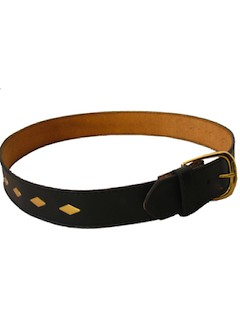 1970's Mens Assessories - Belt