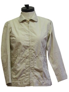 1970's Womens Golf Jacket