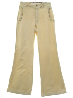 1970's Womens Dittos Style Bellbottom Pants