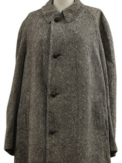 1960's Mens Wool Jacket