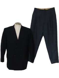 1940's Mens Bold Look Combo Suit*