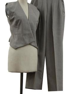 1950's Womens Pantsuit*
