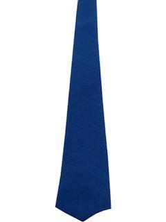 1980's Mens Skinny Necktie