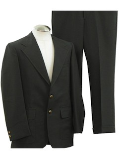 1970's Mens Disco Suit*