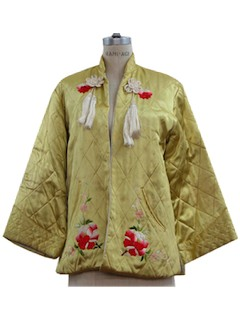 1950's Womens Embroidered Jacket