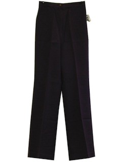 1970's Womens Pants