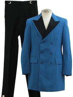1970's Mens Combo Tuxedo Suit