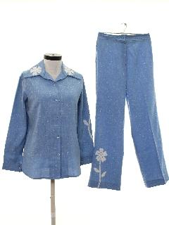 1970's Womens Pantsuit*