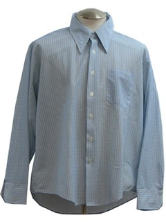 1970's Mens Summer Shirt