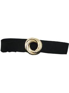 1980's Womens Accessories - Totally 80s Belt