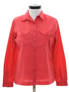 1960's Womens Sport Shirt