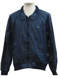 1980's Mens Izod Jacket