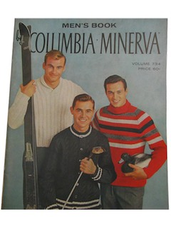 1960's Knitting Book