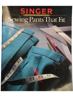 1980's Sewing Book