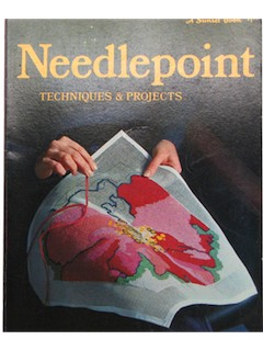 1970's Needlecraft Book