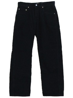 1980's Mens Corduroy Pants