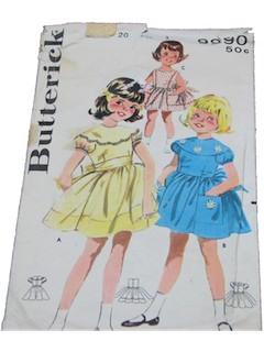 1960's Womens/Pattern Pattern