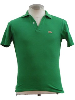 1980's Totally 80s Mens Polo Shirt