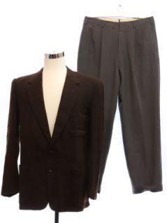 1950's Mens Bold Look Mod Combo Suit*