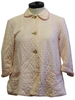 1950's Womens Bed Jacket