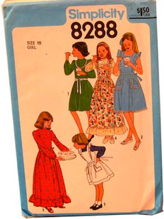 1970's Womens/Child Pattern
