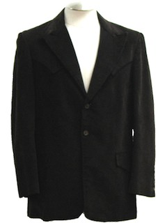1970's Mens Corduroy Blazer