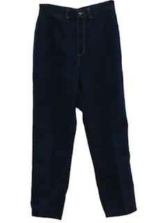 1980's Womens Designer Jeans Pants