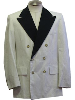 1970's Mens Tuxedo Jacket