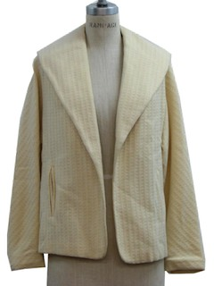1970's Womens Wool Jacket