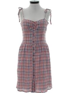 1980's Womens Sun Dress