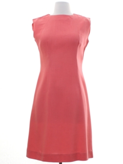 1960's Womens Mod Dress
