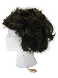 1980's Womens Totally 80s Wig
