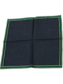 1950's Mens Accessories - Handkerchief