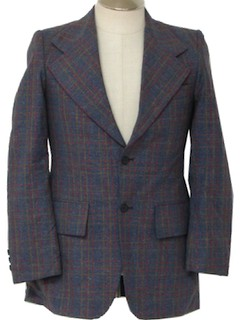 1970's Mens Disco Blazer