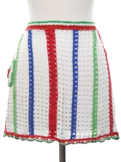 1960's Womens Accessories - Apron