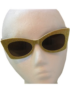 1960's Womens Accessories - Sunglasses