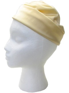 1960's Womens Accessories Hat