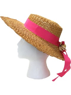 1950's Womens Accessories Hat