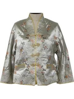 1980's Womens Oriental Jacket