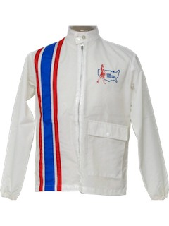 1970's Unisex Racing Jacket