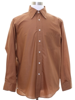 1960's Mens Sport Shirt