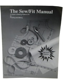 1980's Sewing and Fitting Book