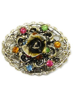 1950's Womens Accessories - Pin or Brooch