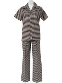 1960's Womens Pantsuit