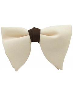 1970's Mens Bowtie Necktie